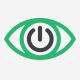 Eyes On Logo - GraphicRiver Item for Sale