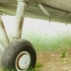 Heavy Fog Under Stationary Plane - VideoHive Item for Sale