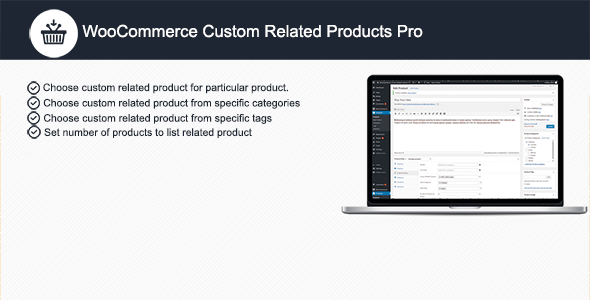 WooCommerce Custom Related Products Pro Download