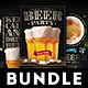 Beer Flyer Bundle - GraphicRiver Item for Sale