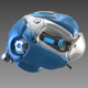 Artificial brain concept - 3DOcean Item for Sale