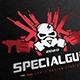 Special Gun Logo - GraphicRiver Item for Sale