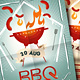 Barbecue Flyer / BBQ Flyer - GraphicRiver Item for Sale