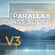 Parallax Glass Slides - VideoHive Item for Sale
