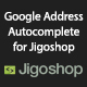 Google Address Autocomplete for Jigoshop - CodeCanyon Item for Sale