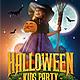 Kids Halloween Flyer - GraphicRiver Item for Sale