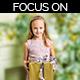 Focus ON - Photoshop blur effect action - GraphicRiver Item for Sale