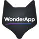 WonderApp - Responsive Multi-Purpose Landing Page - ThemeForest Item for Sale