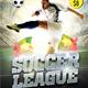 Soccer Game Flyer - GraphicRiver Item for Sale