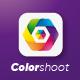 Colorshoot Logo - GraphicRiver Item for Sale