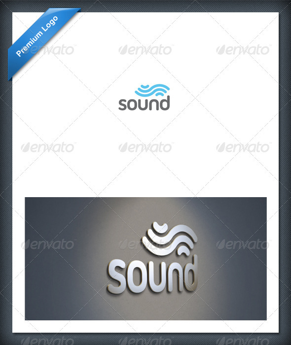 Sound and Audio Logo Template