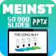 Meints - Powerpoint presentation design template - GraphicRiver Item for Sale