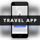 Travel App - GraphicRiver Item for Sale
