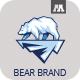 Bear Brand Logo - GraphicRiver Item for Sale