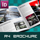 Car / Product Showcase Horizontal A4 Brochure - GraphicRiver Item for Sale