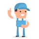 150+ Poses of Character Repairman - GraphicRiver Item for Sale