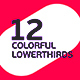 Colorful LowerThirds - VideoHive Item for Sale