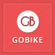 Gobike - Bike courier responsive html5 template - ThemeForest Item for Sale