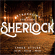Sherlock Typeface - 3 Font Styles - GraphicRiver Item for Sale