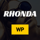 Rhonda - Responsive WordPress News Theme - ThemeForest Item for Sale