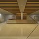 Realistic Reception area 191 - 3DOcean Item for Sale