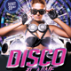 Disco At Nine Flyer..... - GraphicRiver Item for Sale