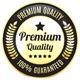 Golden Premium Quality Badges - GraphicRiver Item for Sale