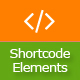 Tiva Shortcode Elements - CodeCanyon Item for Sale