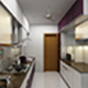 Realistic Modular Kitchen 203 - 3DOcean Item for Sale