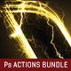 47 Text Photoshop Actions - Bundle 3 - GraphicRiver Item for Sale