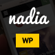 Nadia - Responsive WordPress News Theme - ThemeForest Item for Sale