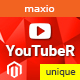 YouTubeR - unique YouTube video gallery for Magento - CodeCanyon Item for Sale