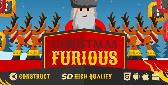 Gra Christmas Furious