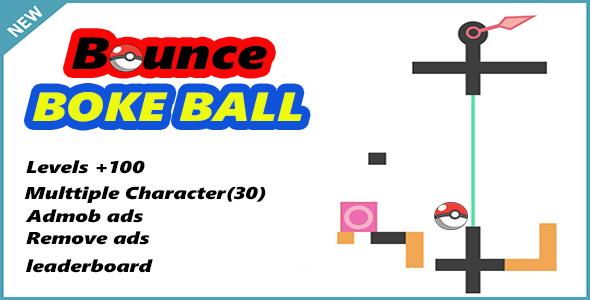 BOUNCE POKE BALL
