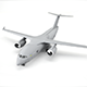 Plane -178 - 3DOcean Item for Sale