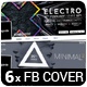 6 Music Event Facebook Timeline Covers vol.7 - GraphicRiver Item for Sale
