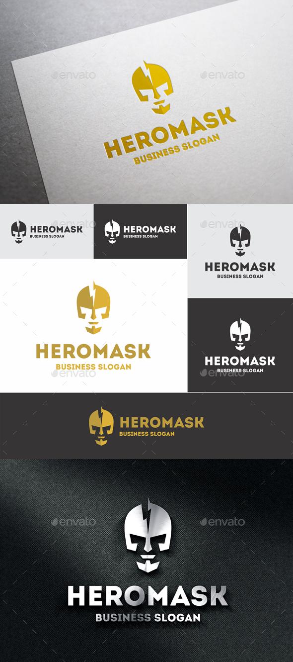 Hero Mask Logo