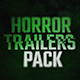 Horror Trailers Pack - VideoHive Item for Sale