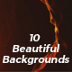 10 Beautiful Backgrounds - VideoHive Item for Sale