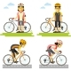 Sport Bike People Set - GraphicRiver Item for Sale