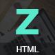 Zapto - Multi-Purpose Responsive HTML Template - ThemeForest Item for Sale
