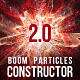 Boom Particles Logo Constructor 2 - VideoHive Item for Sale