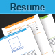 2 Page Resume Template - GraphicRiver Item for Sale