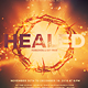 Healed Church Theme Cinematic Flyer - GraphicRiver Item for Sale
