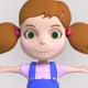 Jill - 3DOcean Item for Sale
