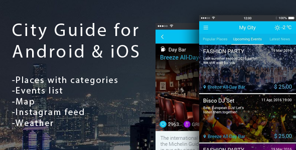 City App - directory for android & ios Download