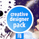 Creative Facebook Cover Photos (3 in 1) - GraphicRiver Item for Sale