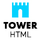 TOWER - Multipurpose HTML Template for Creative Business and Startups - ThemeForest Item for Sale
