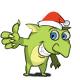 Beautiful Christmas Logo