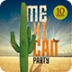 Mexican Party | Flyer - GraphicRiver Item for Sale